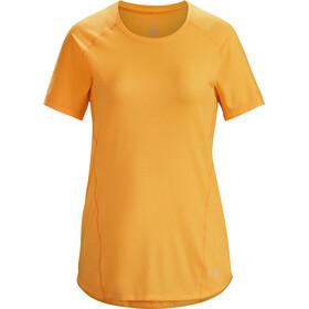 Arc'teryx Tolu Naiset Lyhythihainen paita , oranssi